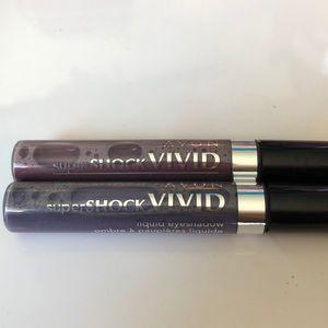 Avon super shock vivid liquid eyeshadow